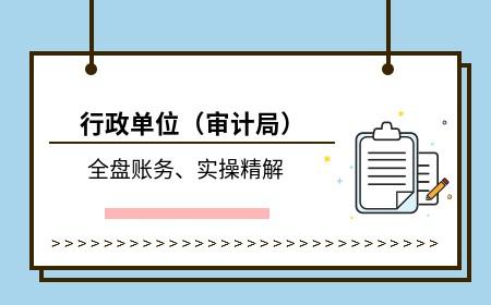行政单位(审计局)